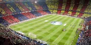 Самый большой стадион в Европе