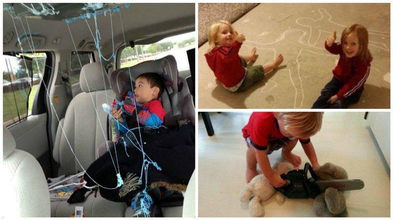Дети делают каждый наш день незабываемым (23фото