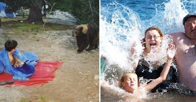 10 по-настоящему катастрофических фото из отпуска (11фото)