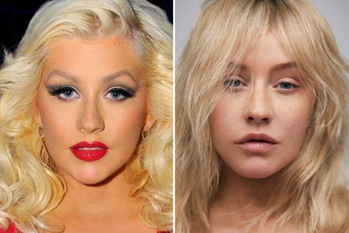 Известные телезвезды, актрисы и певицы без макияжа (29 фото)