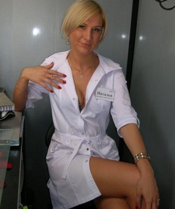 Порно сексуальные медики в халатах фото дрочит душем