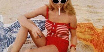 Девушки 70-х (20 ретро фото)