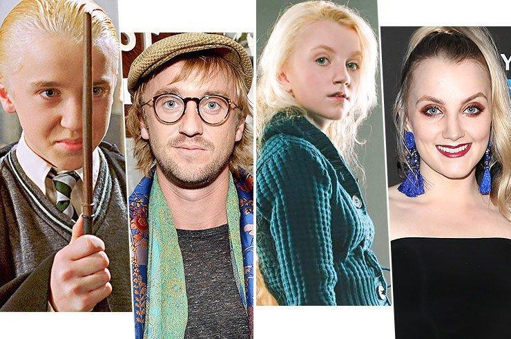 Как сложилась судьба второстепенных героев «Гарри Поттера» (32фото)