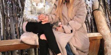Звезда «Дома-2» Лиза Триандафилиди, выразила свои соболезнования по поводу смерти Полины Лобановой