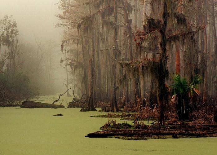 Самые мистические места на планете