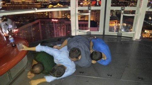 Пьяные и смешные (27 фото)