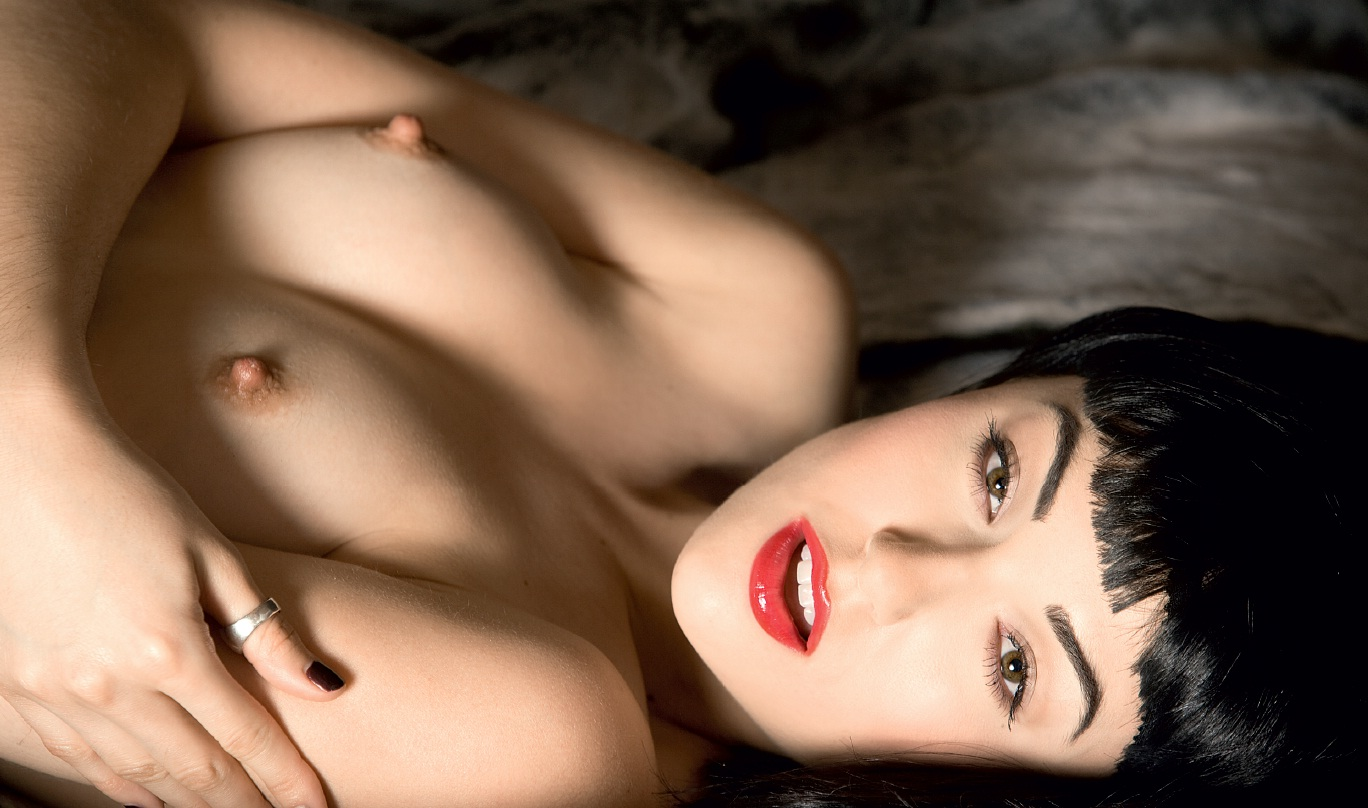 Саша Грей , фото в стиле ню