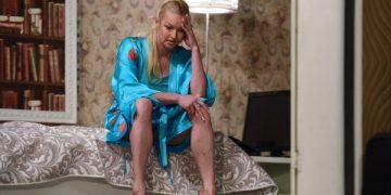 Анастасия Волочкова в шоке от стоимости услуг ЖКХ ее особняка