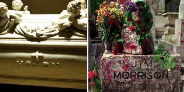 Музыканты, которым и после смерти фанаты не дают покоя (11фото+2видео)
