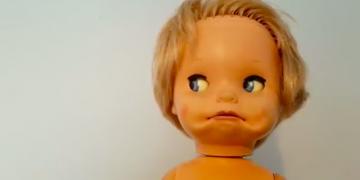 Эта кукла из прошлого будет самым жутким кошмаром, что вы сегодня увидите (4фото)