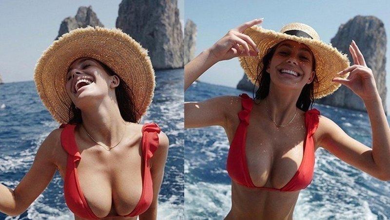 Камила Морроне - новая девушка Леонардо Ди Каприо (7фото)