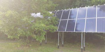 Получение тёмной энергии в Тропарево (2 фото)