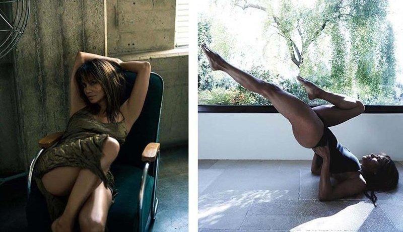 Хэлли Берри: как ей удаётся выглядеть в 52 на 25 (29фото)