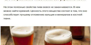 Интересные факты о пиве (14 фактов)