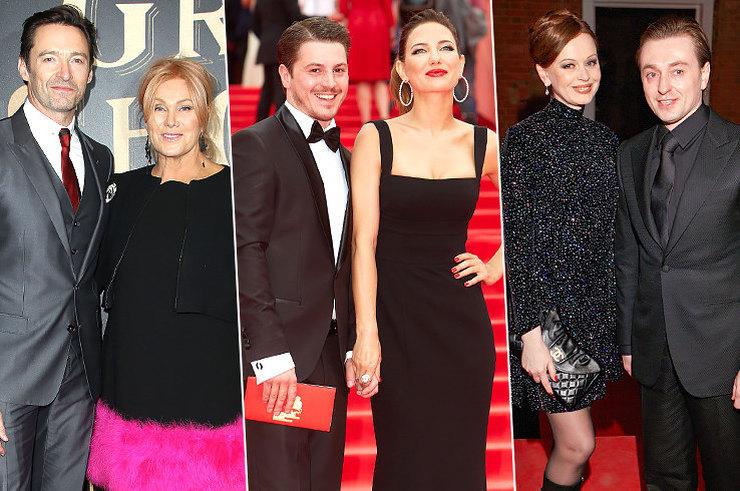 Актеры, которые влюбились в женщин старше себя (8 фото)