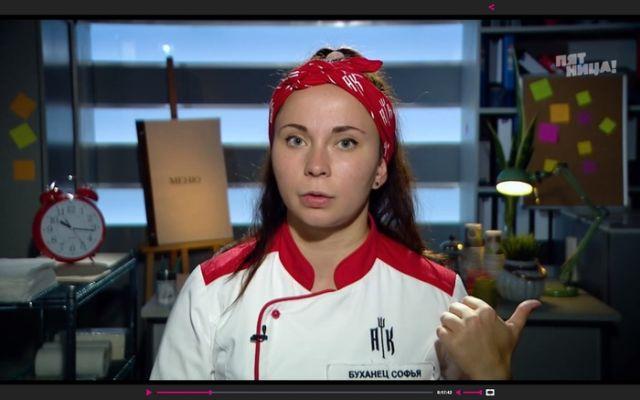 """Участница кулинарного шоу """"Адская кухня"""" оказалась порнозвездой (4 фото)"""