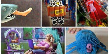 Детские игрушки, от которых становится не по себе (24фото)