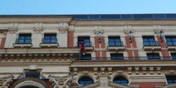 Странная шутка рэпера Хаски в отеле в центре Москвы (5 фото)