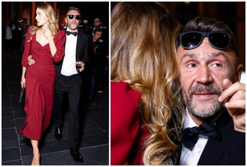 Недолго страдал после развода: Шнуров нашел замену Матильде и показал новую пассию-дочь бизнесмена (9фото+1видео)