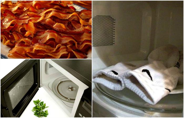 Возможности микроволновой печи, о которых известно немногим (16 фото)