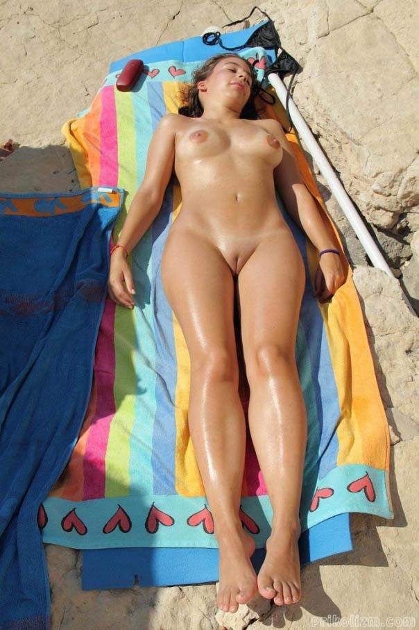 Teenage girls naked sun tan — photo 7