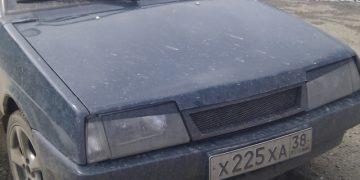 Тонировка автомобиля 80 уровня (2 фото)