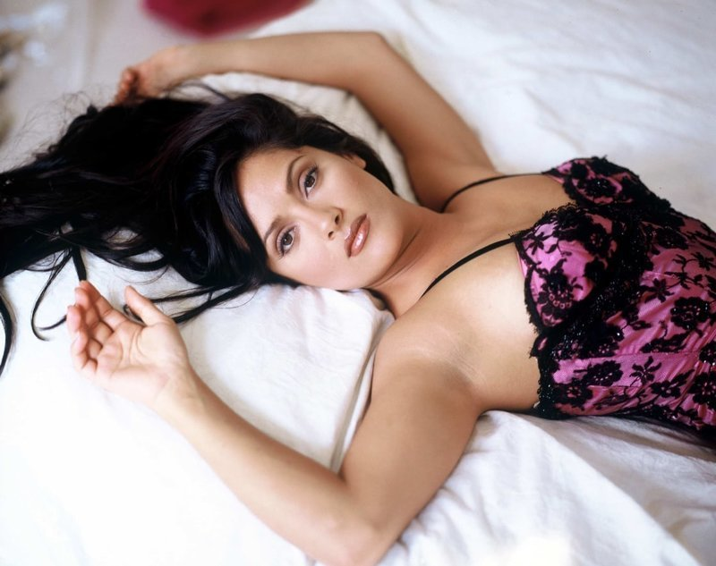 Сальма Хайек (Salma Hayek) - лучшие фото актрисы (30фото)