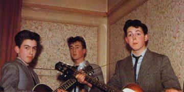 Западные музыкальные группы в начале карьеры (23фото)