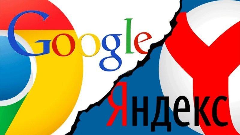 История создания Яндекс и Google (14фото)