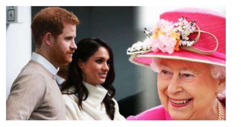 Королева Елизавета II приказала Меган Маркл заморозить яйцеклетки (3фото)