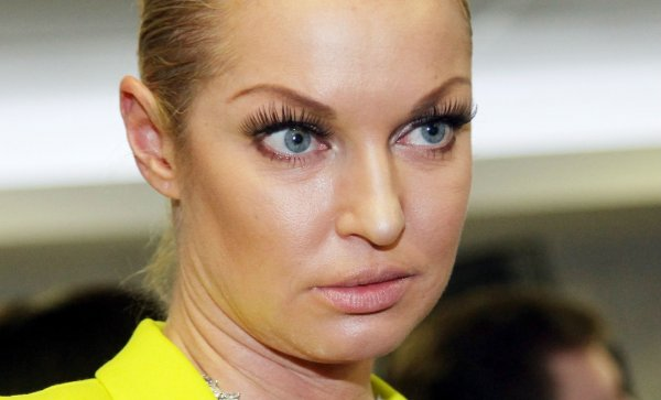 Анастасия Волочкова променяла диету на целлюлит