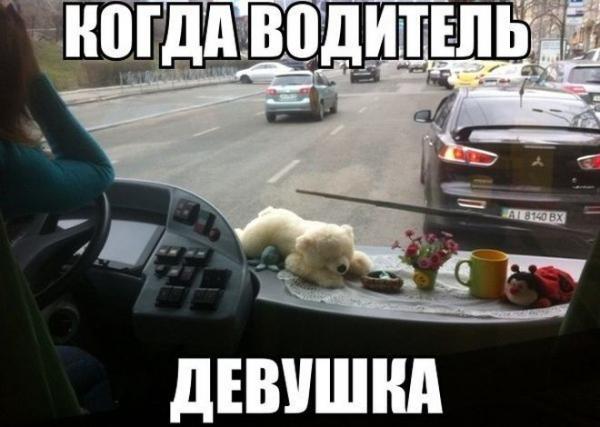 Приколы про автомобили и автолюбителей (26 фото)