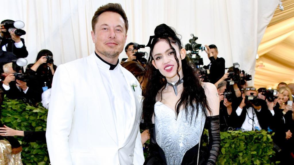 Grimes и Илон Маск