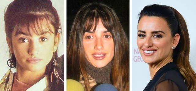 Как изменялись с возрастом голливудские красавицы (15фото)