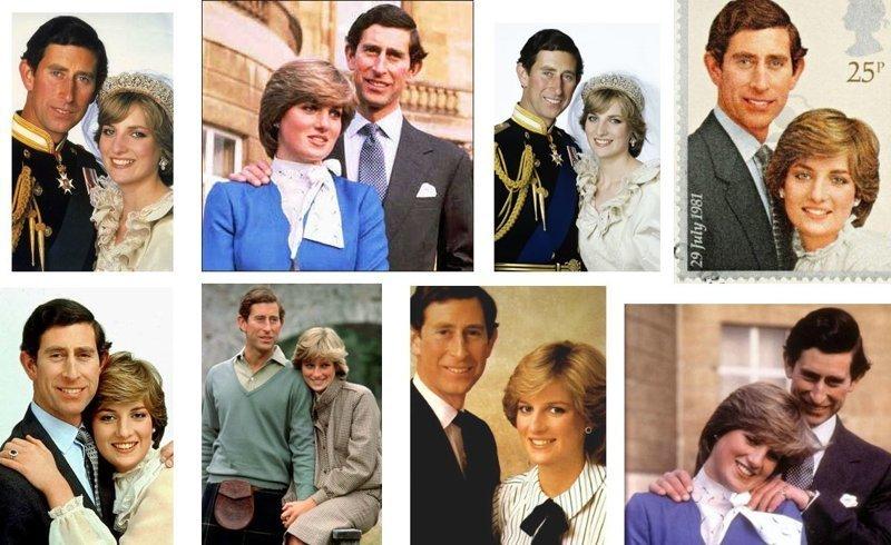 """""""Почему принц Чарльз был на фотографиях всегда выше принцессы Дианы?"""