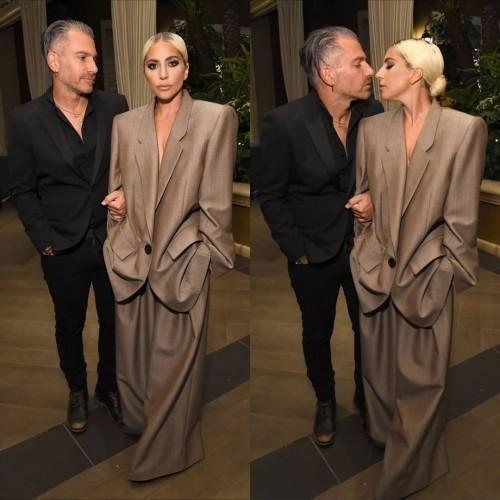 Леди Гага действительно выходит замуж за Кристиана Карино