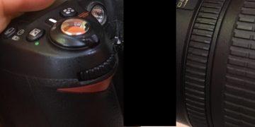 Фотоаппарат, после ремонта народным умельцем (4 фото)