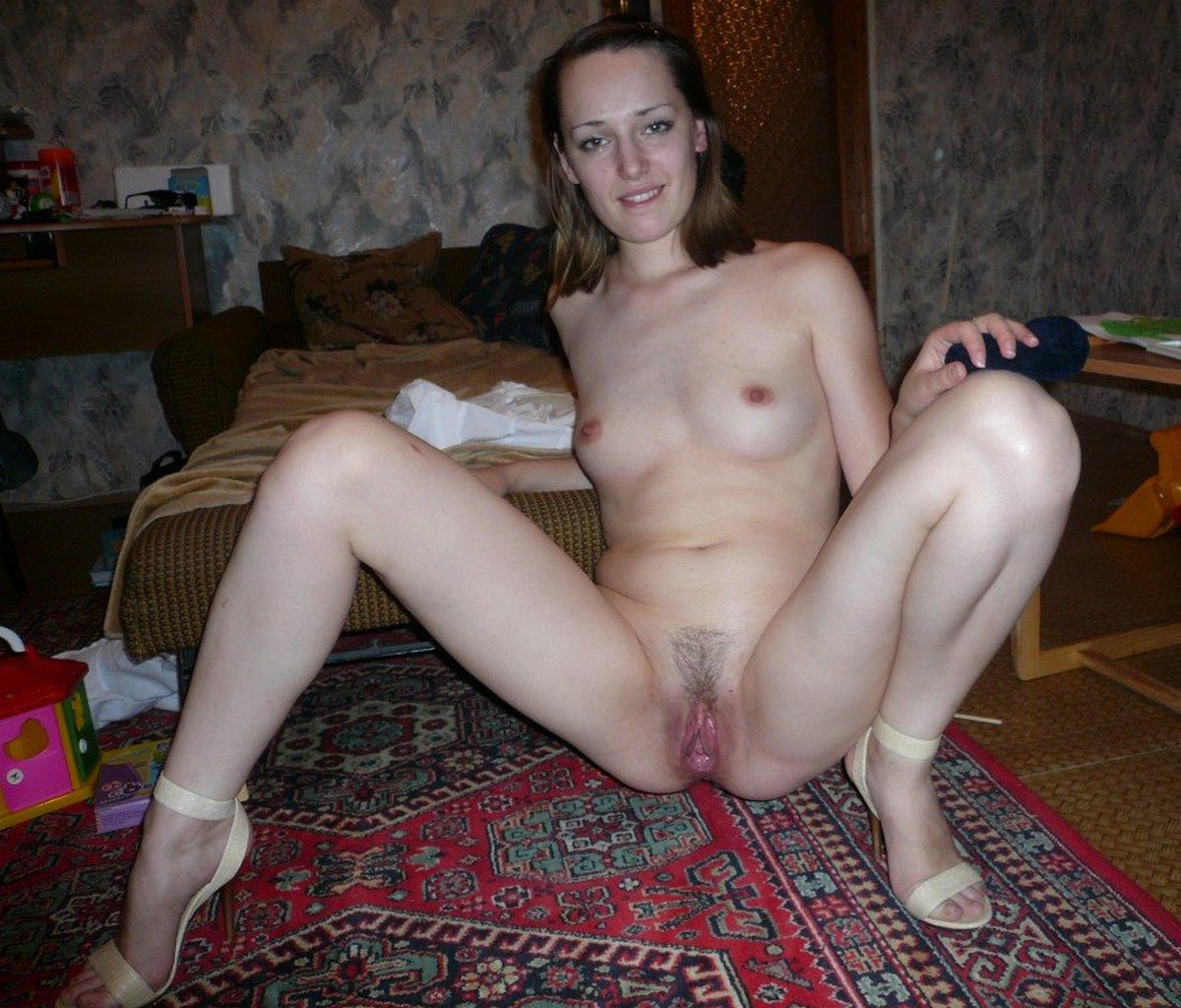 Домашнее фото жены