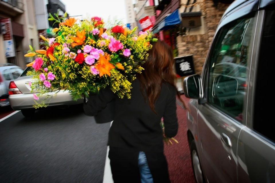 Лучшая доставка цветов