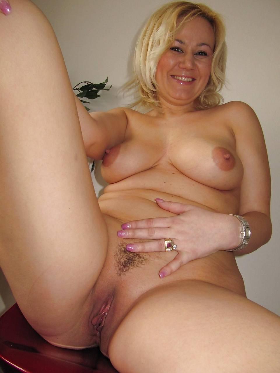 Частное фото голой русской женщины