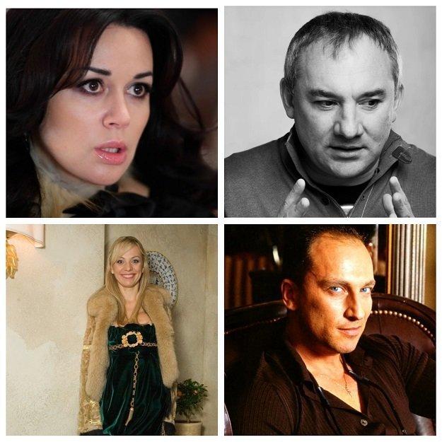 Неудачные бизнесмены: российские актеры без коммерческой жилки (7фото)