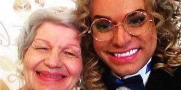 63-летняя жена Гогена Солнцева выбила зуб ногой своей дочери на шоу Андрея Малахова (3 фото + видео)