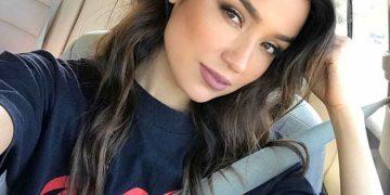 Просто красивые девушки из социальных сетей (20 фото)
