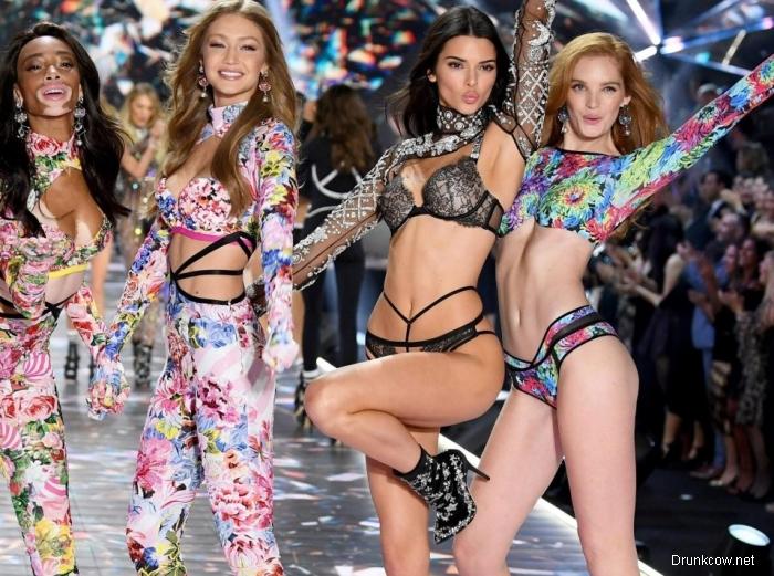 Шоу моделей-ангелов Victoria's Secret 2018 в Нью-Йорке