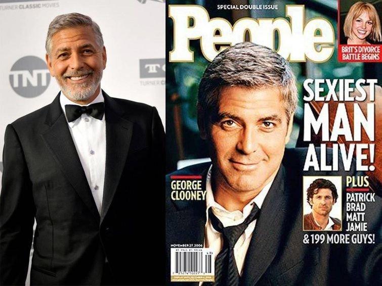 Самые Сексуальные Мужчины Мира с 1985 до 2018 года по версии журнала People (34фото)