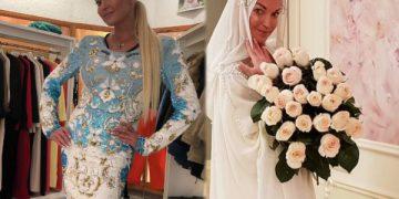 Анастасия Волочкова, видимо, скоро примет ислам