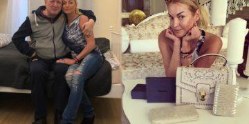 Волочкова откупается от больного отца дешевыми подарками