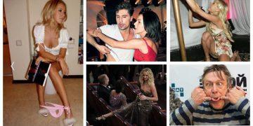 Пьяные русские и мировые звезды шоубиза (16фото+11видео)