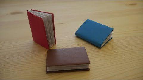 В этом видео вы узнаете как сделать книгу из бумаги, своими руками.