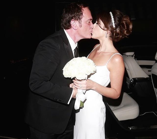 Квентин Тарантино женился на израильской модели Даниэле Пик (22 фото)